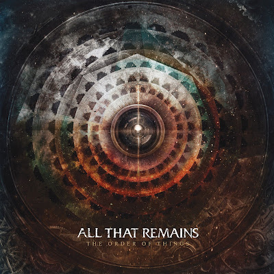 All That Remains - The Order of Things (2015) Album Artwork