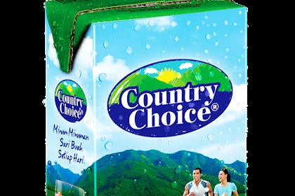 Foto  Produk Sosro Country Choice 250 ml