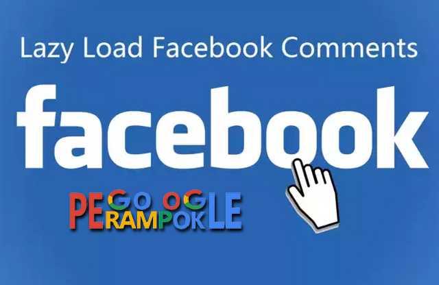 mengatasi loading comment facebook yang berat