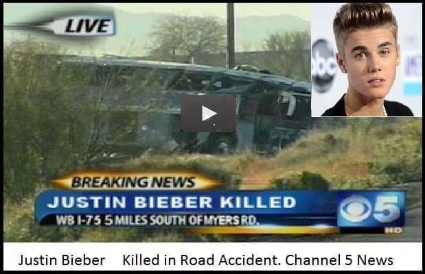 Selena Gomez Car Accident