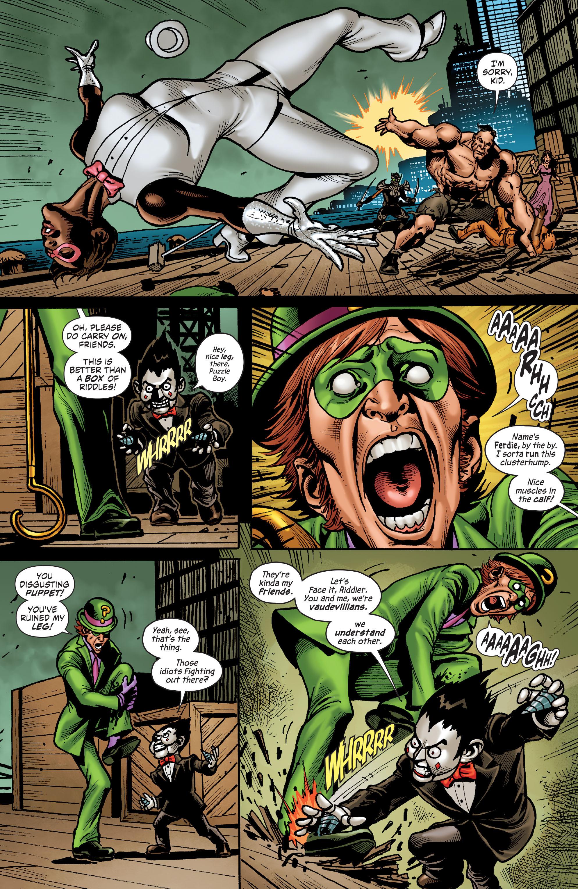 Read online Secret Six (2015) comic -  Issue #6 - 17