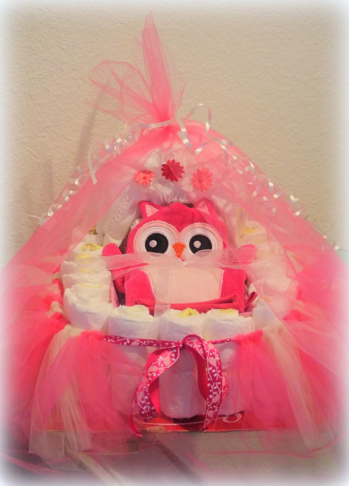 diaper bassinet, baby gift, baby shower diaper cake