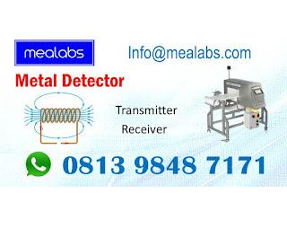 Cara kerja metal detector