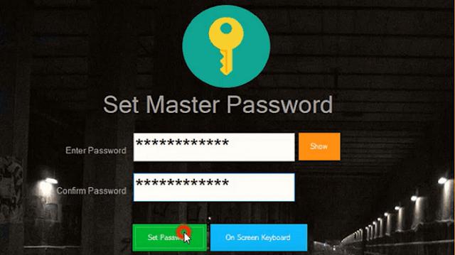 إخفاء وتشفير الملفات والصور والفيديوهات على الكمبيوتر مع برنامج Folder Spark المجاني