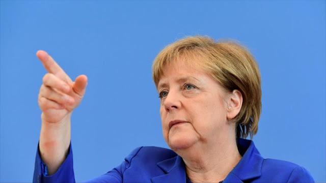 Merkel: Estamos en guerra contra Daesh, no con el Islam