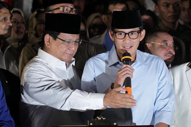 Ma'ruf Amin Singgung Ijtimak Ulama, Ini Respons Sandiaga