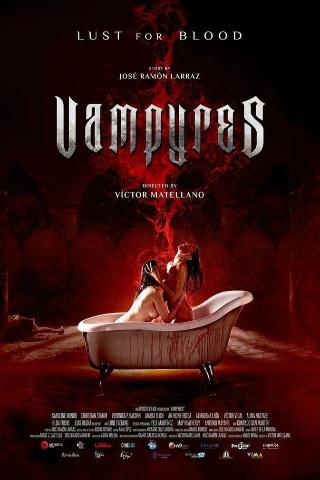 Vampyres [2015] [DVDR] [NTSC] [Subtitulado]