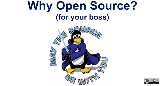 Open Source pitch for your boss