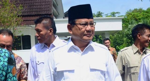 Prabowo Perintahkan Usut, Sidik, Tuntaskan dan Pecat Kadernya yang Diduga Bakar 7 Sekolah