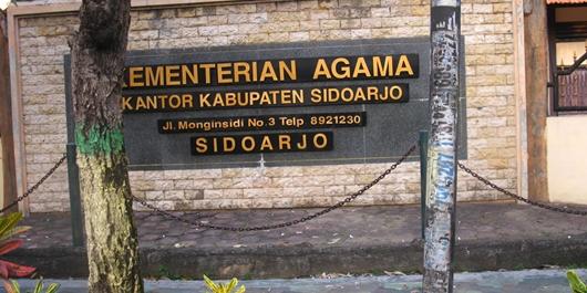 Kemenag Jatim Bantah OTT Ketum PPP Romahurmuziy Terjadi di Kantor Kemenag Sidoarjo