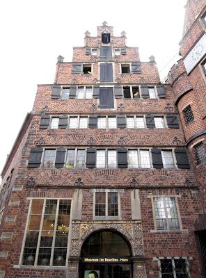 Ludwig Roselius Haus; Böttcherstrasse; Bremen; Brême; Alemania; Deutschland; Germany; Allemagne