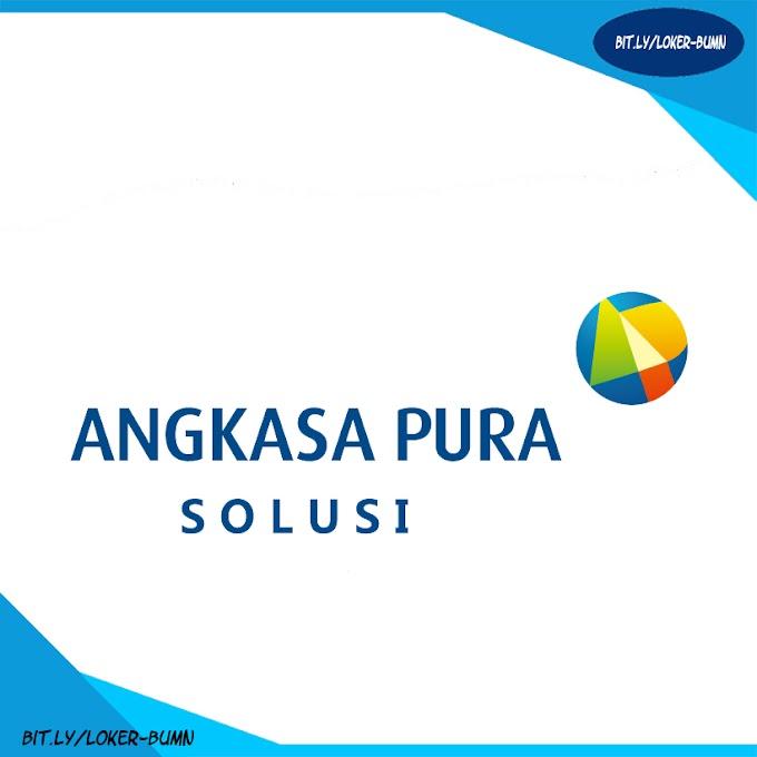 PT Angkasa Pura Solusi - Saphire Lounge Manager Angkasa Pura II Group October 2018