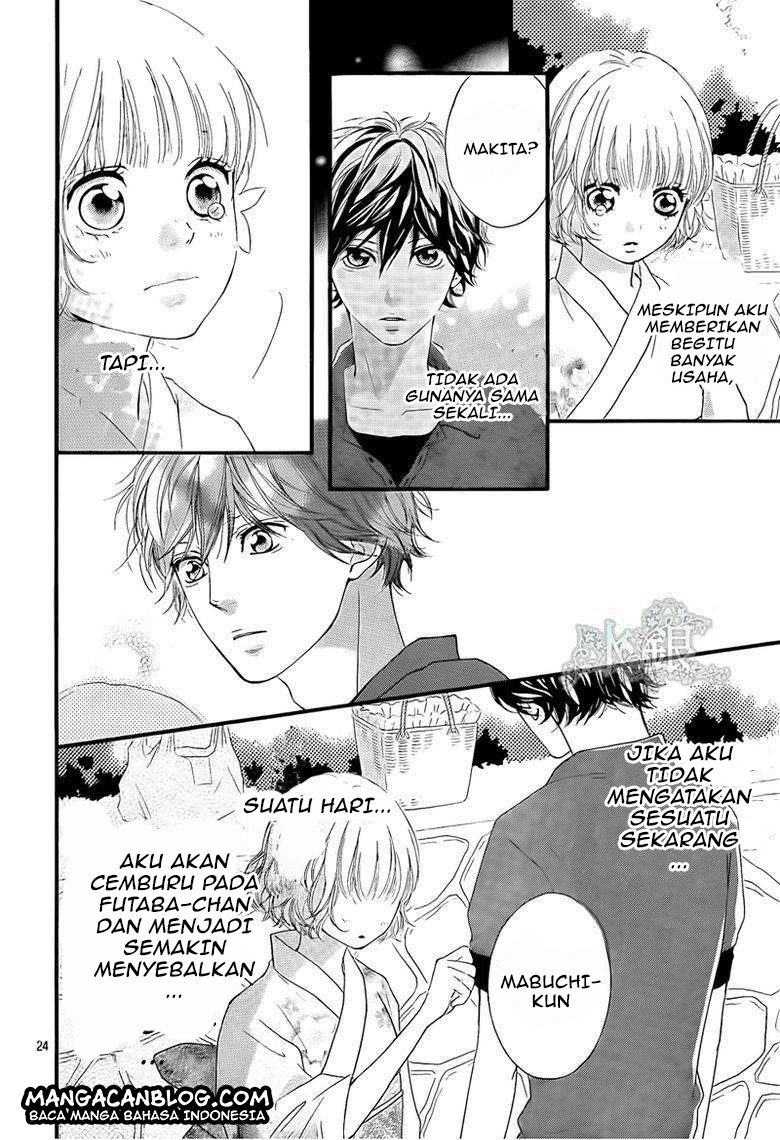 Ao Haru Ride Chapter 15-25