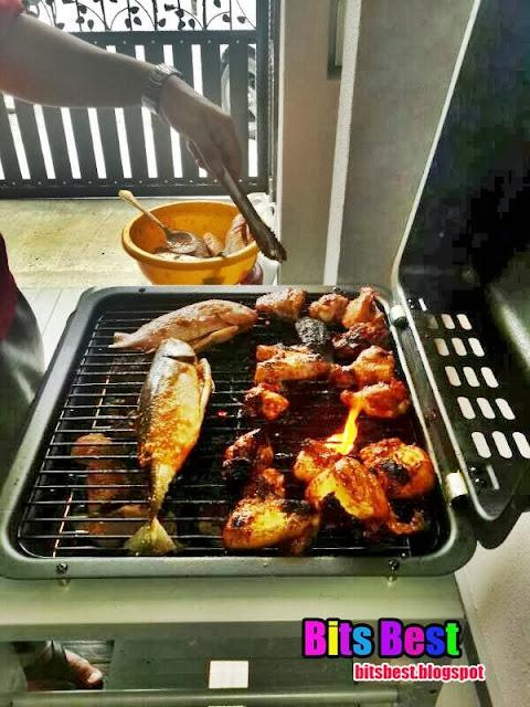 A Hidupkan Api Macam Dapur Gas Tu