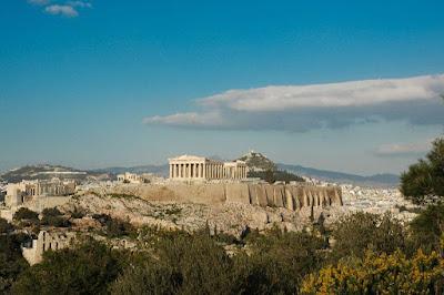 Στη λίστα με τα κορυφαία αξιοθέατα του κόσμου η Ακρόπολη