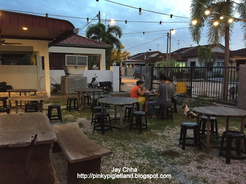 126 Cafe Western Food Bukit Minyak Penang Jay Chha The Blogger