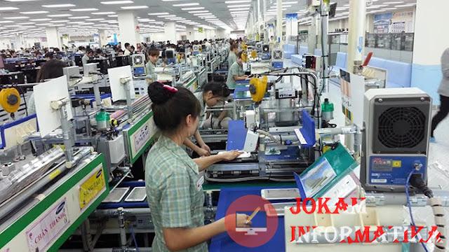 Kurs Rupiah Menyentuh 15.000, Pabrik Produsen Ponsel Lokal Ketar-Ketir - JOKAM INFORMATIKA