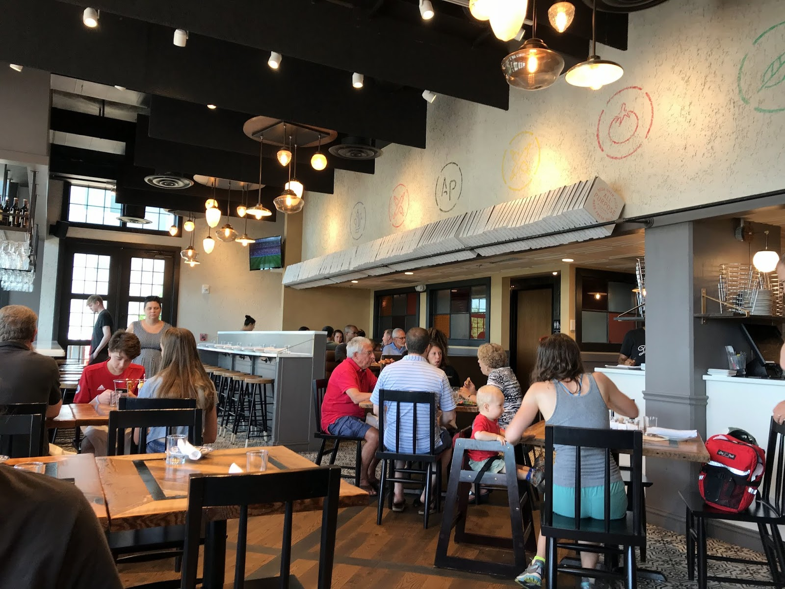 Bona Cucina Restaurant Upper Darby Pizza Quixote Review All Purpose Pizzeria Washington Dc
