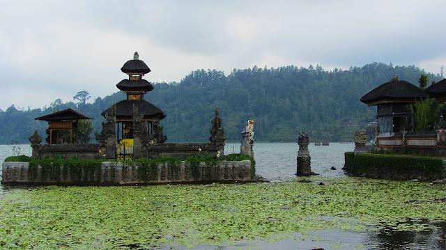 danau di bedugul