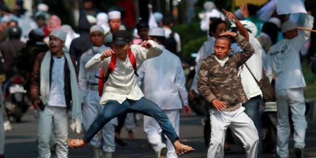 Ahok Tersangka, Persatuan Ulama Melarang untuk Turun Unjuk Rasa