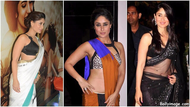 kareena kapoor khan in saree pic