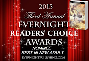 Memories of Us - Evernight Readers' Choice Nominee