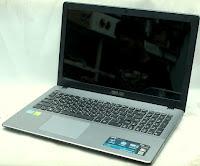 Laptop Spek Gaming, Desainer Asus X550CC bekas