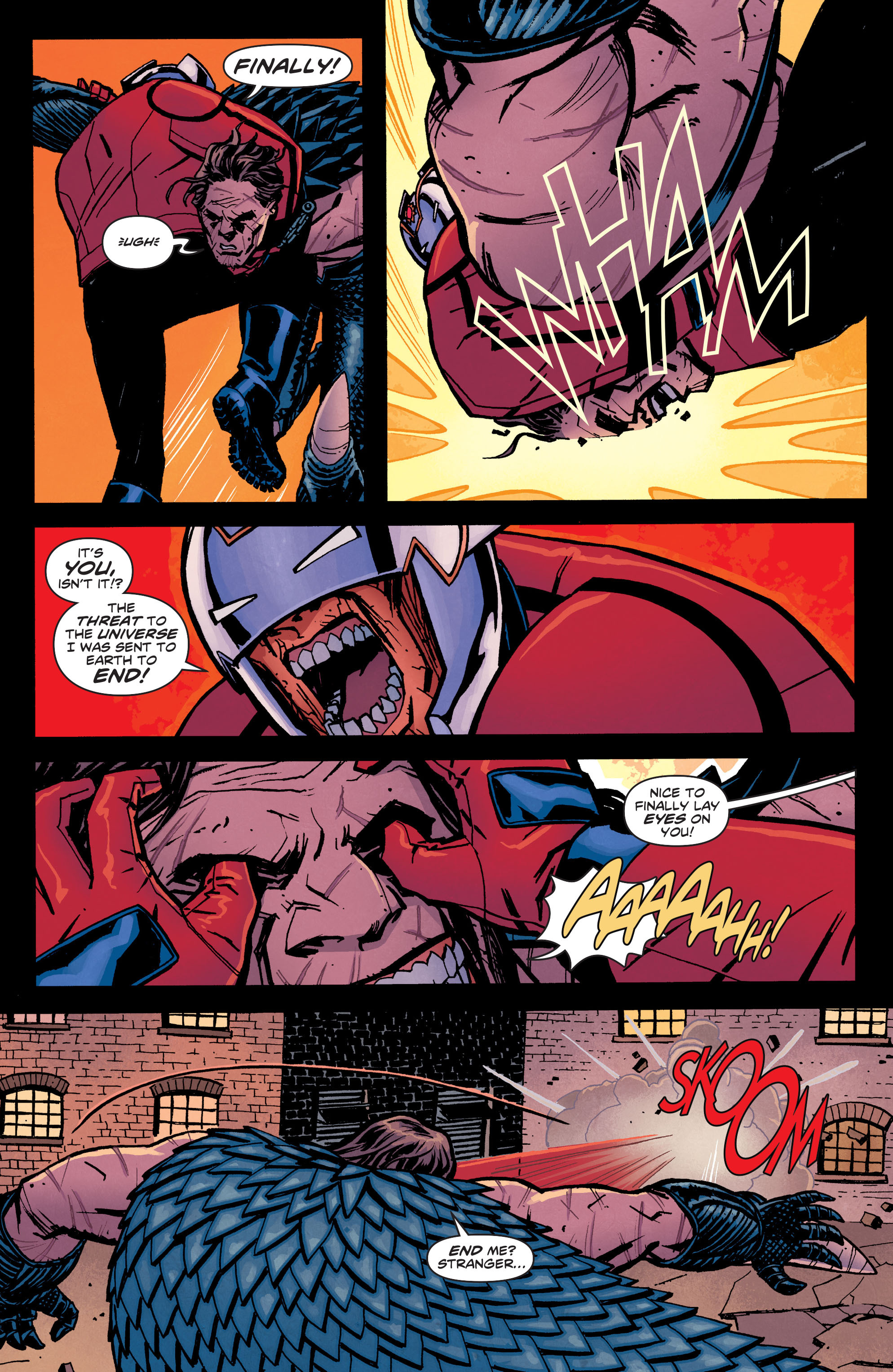 Read online Wonder Woman (2011) comic -  Issue #21 - 12