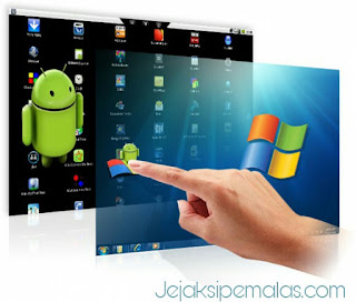 Emulator android terbaik dan ringan untuk pc atau laptop