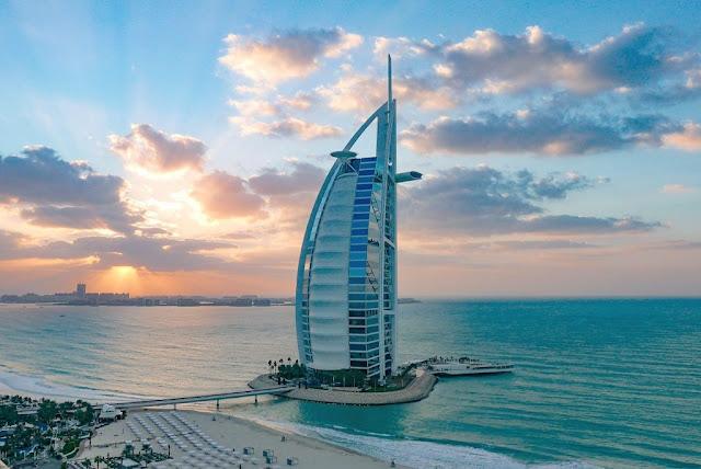 Burj Al Arab - Tabel Cost Dubai - Paket Tour 6D3N Dubai Hot Deal 23 Oct 2018 by Royal Brunei - Salika Travel