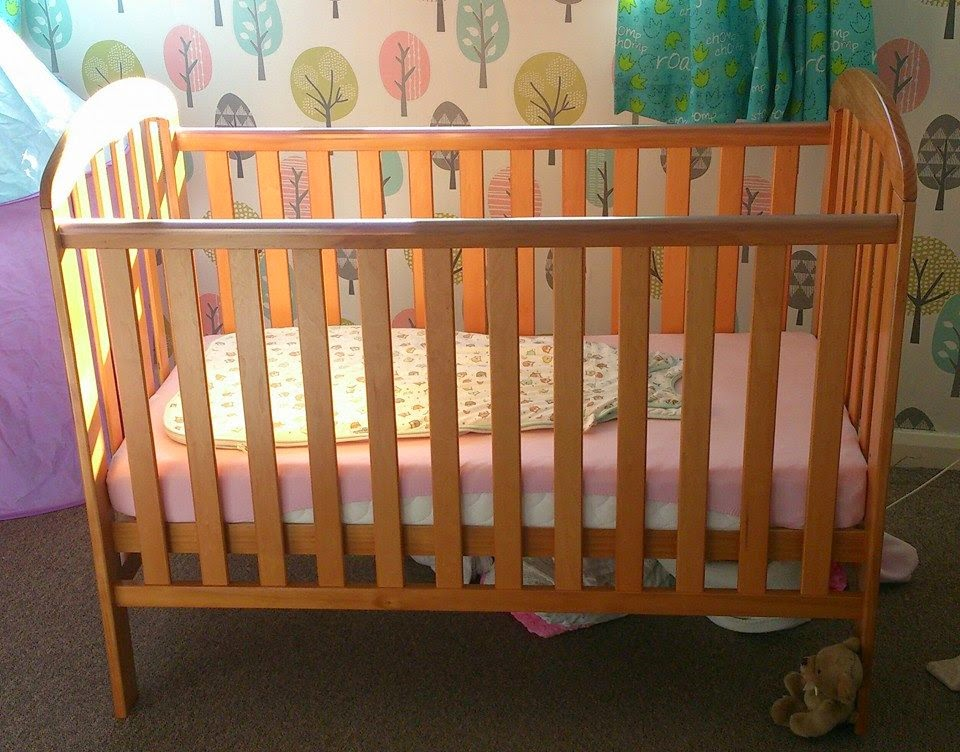 info for 9fba4 d0b75 Tantrums To Smiles: Wayfair - Lily Cot bed **REVIEW**