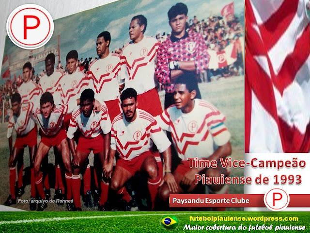 Resultado de imagem para Paysandu (PI)