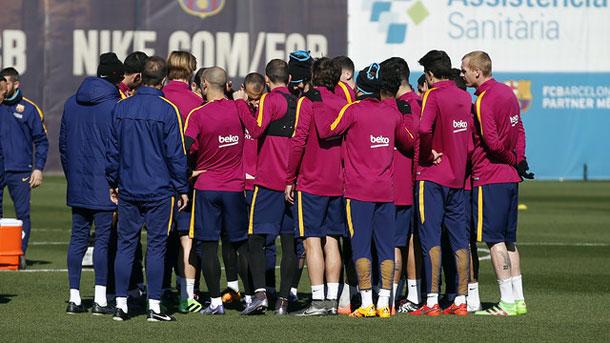 El Barça quiere distanciarse en Liga BBVA