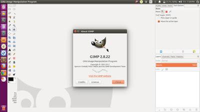 How to Install and Update Gimp in Ubuntu via Terminal