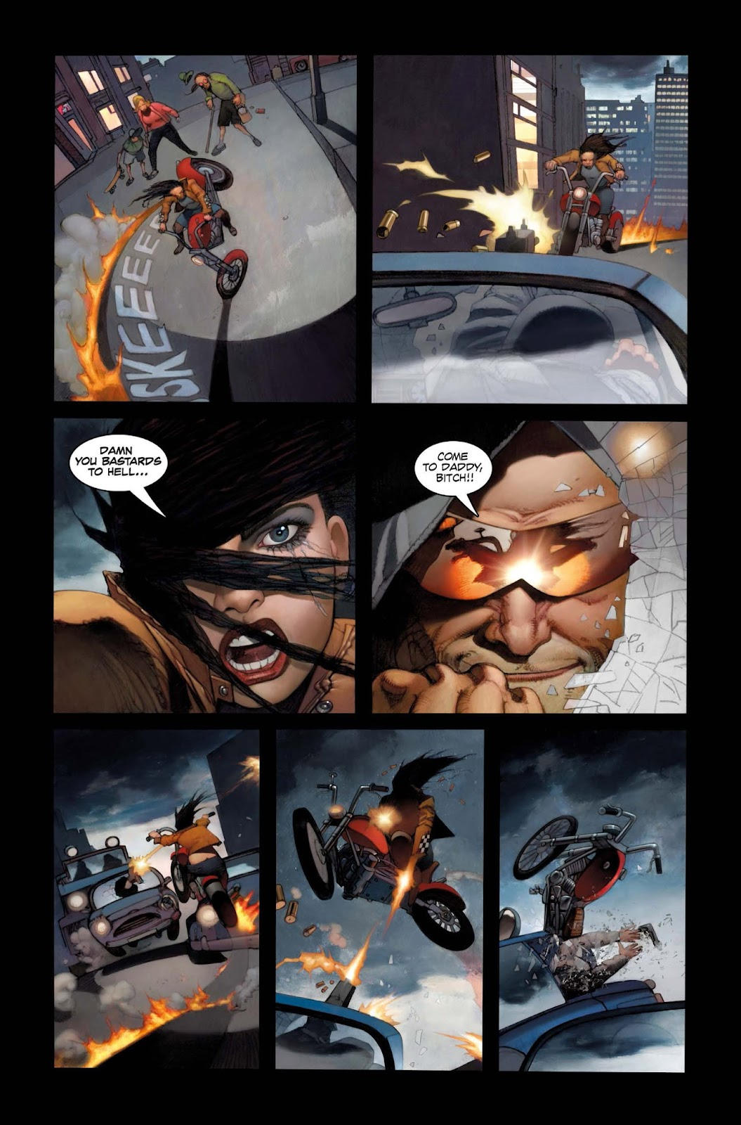 13 Coins issue TPB - Page 22