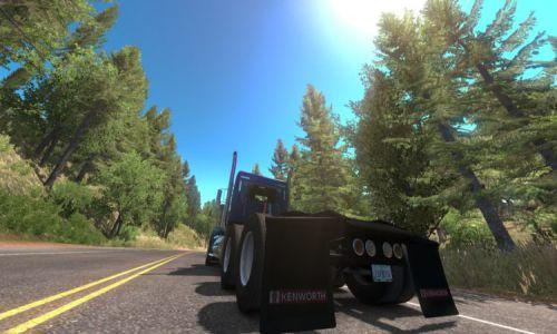 American Truck Simulator Oregon Game Setup Download