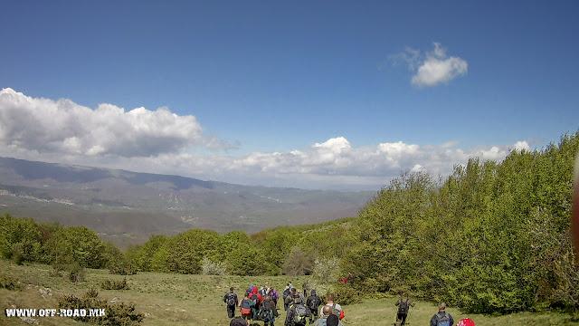 Smilevo 2017 - Traditional mountain march - 07.05.2017