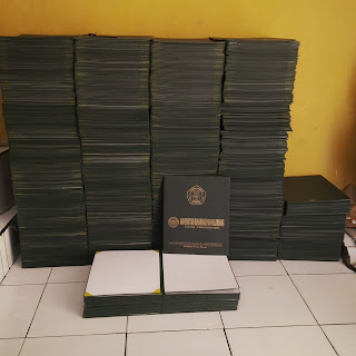 Percetakan map hard cover dipalembang