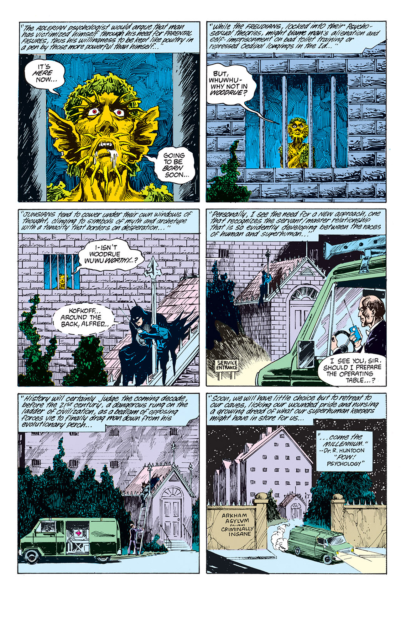 Swamp Thing (1982) Issue #66 #74 - English 24