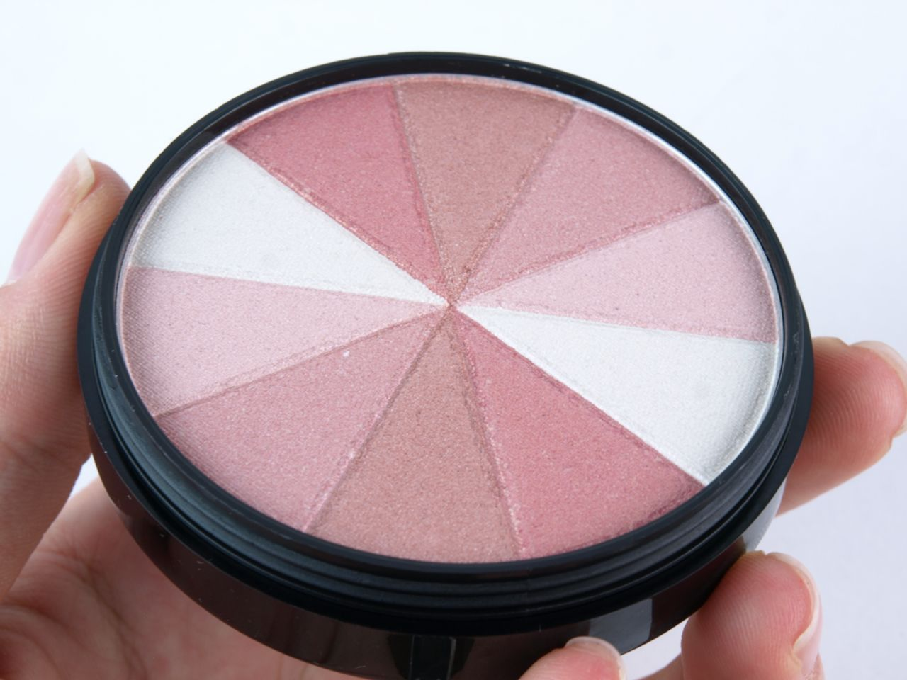 Smashbox Fusion Soft Lights In Baked Starblush Review And