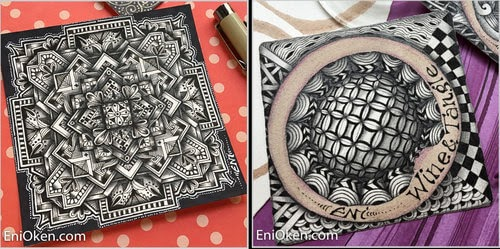 00-Eni-Oken-Ink-and-Pencil-Fantasy-and-Zentangle-Drawings-www-designstack-co