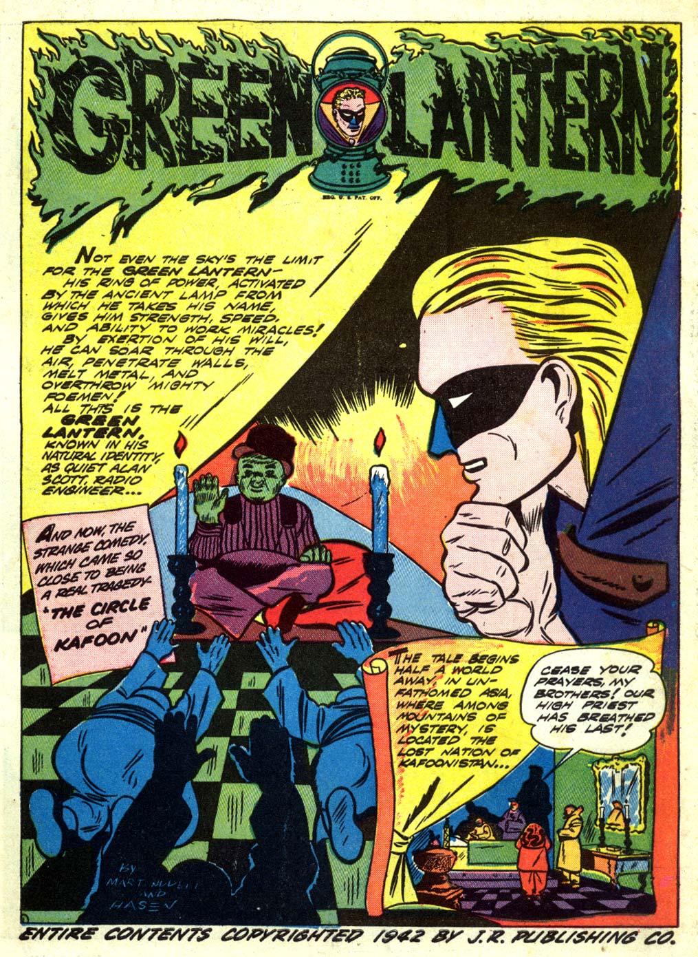 Read online All-American Comics (1939) comic -  Issue #40 - 3