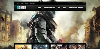 10+ Best Games Blogger Templates
