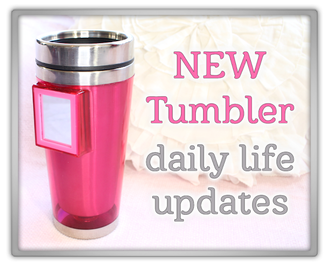 xenos roze tumbler thee koffee spiegel hot pink mirror tea coffee daily life updates blogger autumn fall