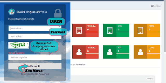 Cara Mengisi Profil BIOUN kemdikbud.go.id