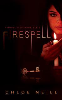Chloe Neill, Firespell, sinopsis, fantasia, libro, literatura
