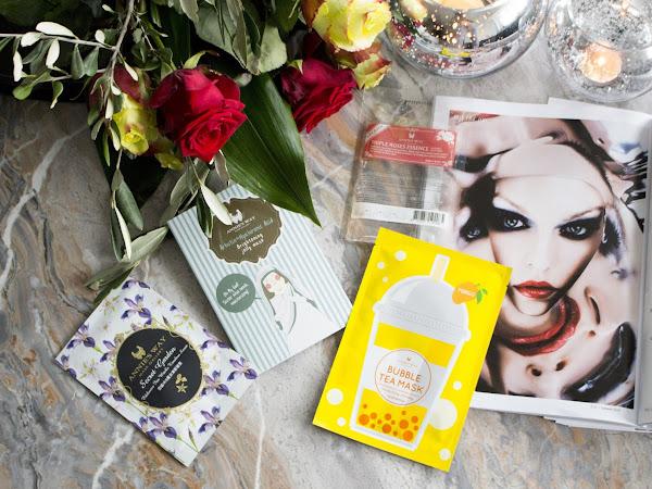 Annie's Way // Gesichtsmasken für eine schöne Haut