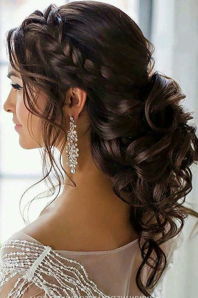 Long Wedding Hairstyles | Brides Wedding Hairstyles | Brides ...