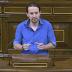 Pablo Iglesias avisa al Gobierno de que forzará un referéndum si se reforma la Constitución