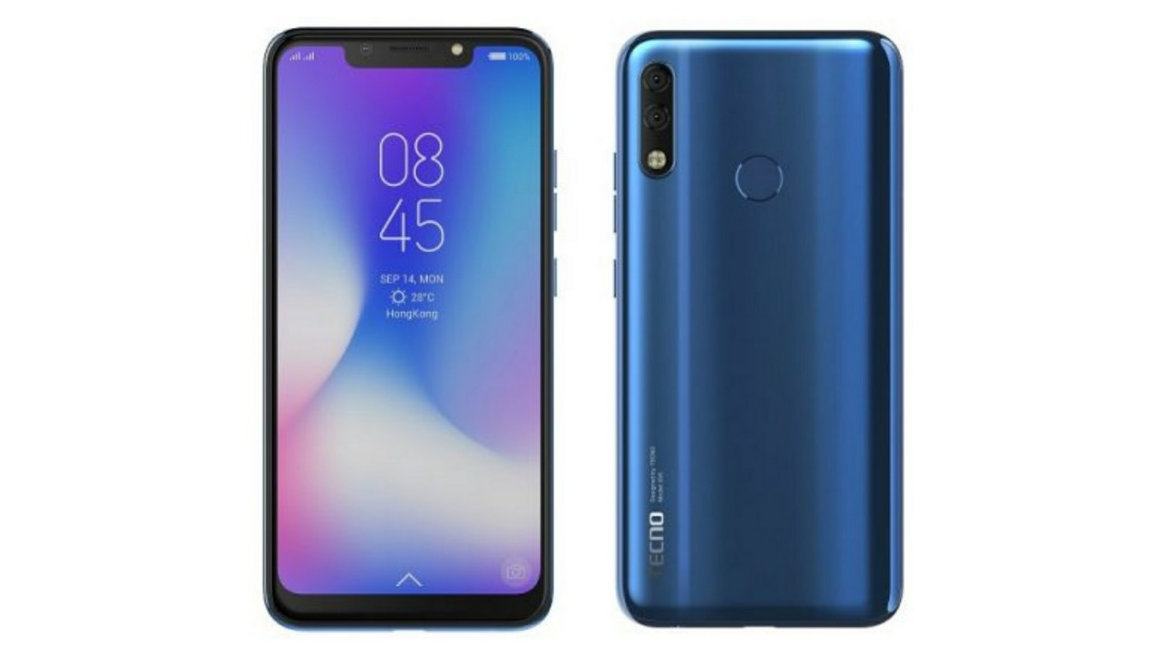 Image result for Tecno Camon Iclick